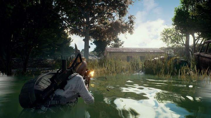PLAYERUNKNOWN'S BATTLEGROUNDS、バトルロワイヤルの王道PUBG