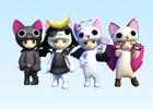 レジェンド オブ エッダ、アニメ「にゃんぱいあ-The Animation-」とのタイアップ開始!4種類の着ぐるみアバターが登場