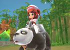 ぎごしょくマスター、電動式のちょっぴり懐かしい乗り物「パンダ」が登場