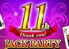 「ミュー ~奇蹟の大地~」11周年記念イベント「11周年記念 JACKPARTY」が開催