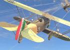 「War Thunder」イタリア王立空軍の独立ツリーがついに実装!アップデート1.69「レージャ・アエロナウティカ(イタリア王立空軍)」の内容が公開