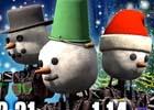 「フィギュアヘッズ」雪だるま風ヘッドが手に入るクリスマスミッションが出現!クリスマス限定モデル武器も復刻登場