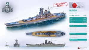 World of Warships」に戦艦 武蔵が登場!大型アップデート0 7 0