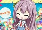 「CIRCLET PRINCESS」にて「リリース39日記念サンキューキャンペーン」が開始!