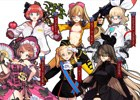 「英雄*戦姫WW」索敵MAP要素を紹介する漫画とUSA勢力のキャラ情報が公開!