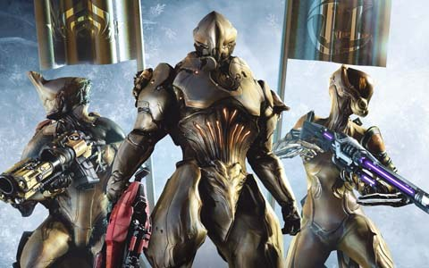 「Warframe」にて「Unreal Tournament」とのコラボ武器バンドルが登場!Epic Games Storeで配信中